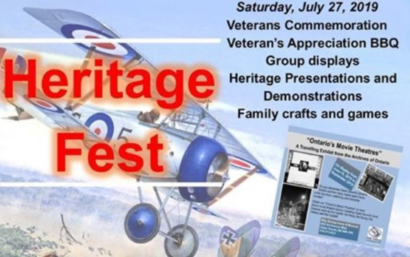 Billy Bishop Heritage Fest